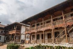 Monastério de Klisura, Bulgária Imagem de Stock Royalty Free