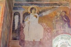 Monastério de Mileseva em Serbia Fotos de Stock