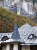Monastério de Ramet, Romênia Imagens de Stock Royalty Free