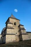 Monastério de Sucevita Foto de Stock Royalty Free