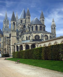 Monastry at caen in france 2 Royalty Free Stock Images