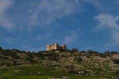 Monastry chez Mdina, Malte photos libres de droits