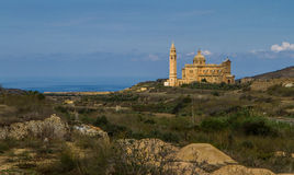 Monastry at Gozo, Malta Royalty Free Stock Images