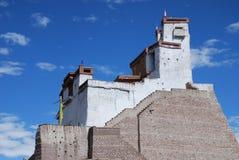 The monastry in Ladahk Stock Image