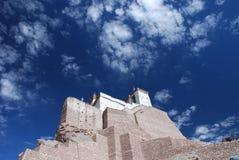 The monastry in Ladahk Royalty Free Stock Photos