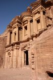 The Monastry, Petra Stock Photography