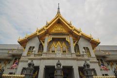 Monastry real em Chacheongsao, Tailândia Fotos de Stock