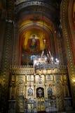 Monastyr i Rumänien Royaltyfria Bilder