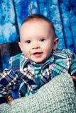 7-Monats-altes Baby Lizenzfreie Stockbilder