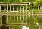 Monceau Reflections Royalty Free Stock Image