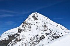 Monch montain Stock Photo