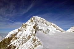 Monch Peak Stock Photos