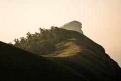 Monchong charmigt berg Arkivfoton