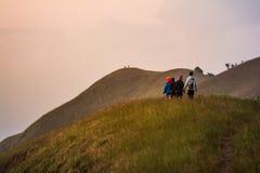 Monchong charmigt berg Royaltyfri Foto
