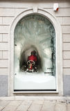 Moncler winter collection Stock Photography