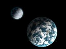 Mond Stockfoto
