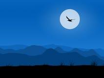 Mond stock abbildung