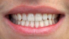Mond en tanden royalty-vrije stock afbeeldingen