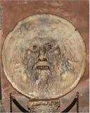 Mond van Waarheid: Della van Bocca verità Stock Afbeeldingen