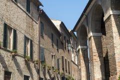 Mondavio (Marches, Italy) Royalty Free Stock Images