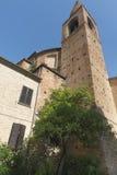 Mondavio (Marches, Italy) Royalty Free Stock Photography