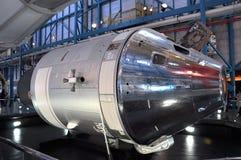 Mondbahn Apollo-CSM Stockfotografie