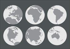 monde illustration libre de droits