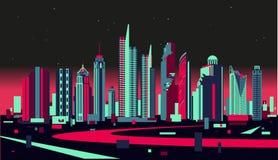 Monde central (CTW) de centres commerciaux le centre ville célèbre dedans de Bangkok illustration libre de droits