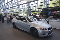Monde de BMW Images libres de droits