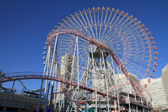 Monde de cosmo de Yokohama Photo libre de droits
