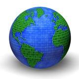 Monde de Digitals Illustration Libre de Droits