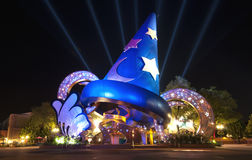 Monde de Disney Photographie stock