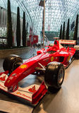 Monde de Ferrari en Abu Dhabi Photo stock