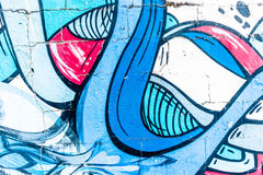 Monde de graffiti Photo stock