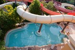 Monde de l'eau de Makadi Sunwing de station de vacances Images libres de droits