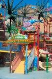 Monde de l'eau de Makadi Sunwing de station de vacances Photos libres de droits