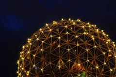 Monde de la science de Vancouver Image stock