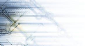 Monde de technologie numérique Concept virtuel d'affaires Backg de vecteur illustration de vecteur