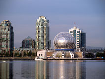 monde de Vancouver de la science Photos stock