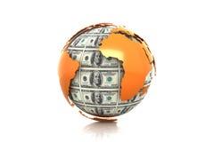 Monde des finances Image libre de droits