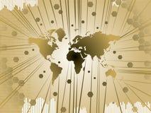 Monde g d'affaires Images stock