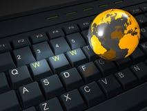 monde large de Web