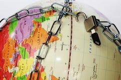 Monde libre Photographie stock