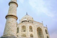 monde mahal de l'UNESCO de taj de site de l'Inde d'héritage de soirée Photo stock