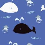 Monde sous-marin Image libre de droits