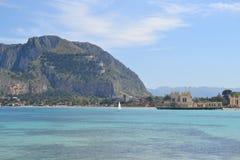 Mondello, Palermo Stock Image
