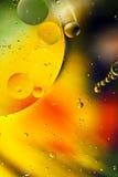 Mondes jaunes photos stock