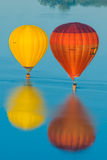 Mondial hot Air Ballon reunion in Lorraine France Royalty Free Stock Image
