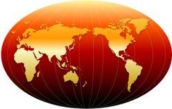 Mondo royalty illustrazione gratis