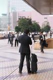 Mondo degli affari 1 Fotografia Stock Libera da Diritti